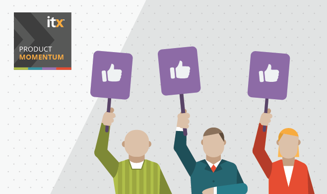 Illustration of advocacy, people holding thumbs up signs