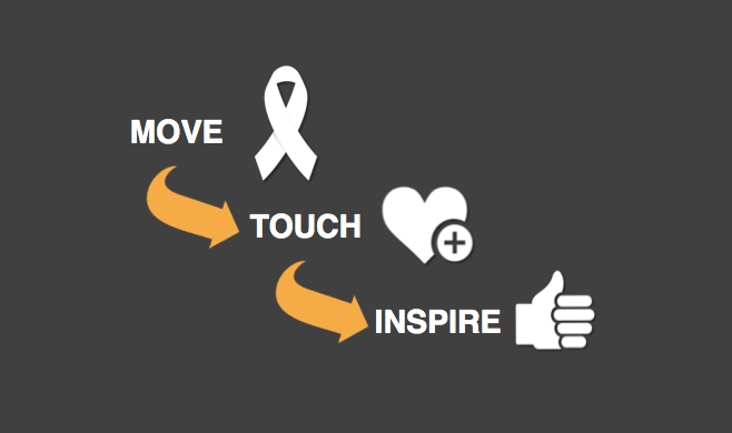 Move touch and inspire graphics