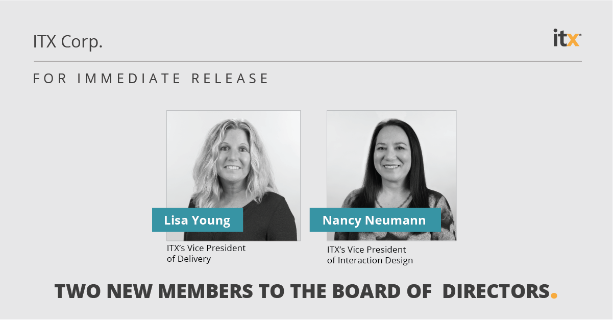 ITX Corp. New Board of Directors